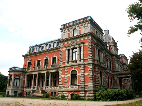 Seitenansicht Schloss Etelsen