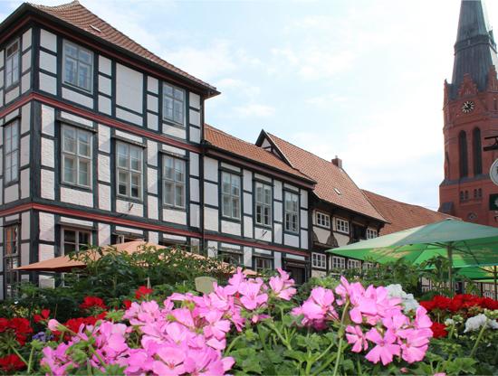 Europas schönster Wochenmarkt in Nienburg