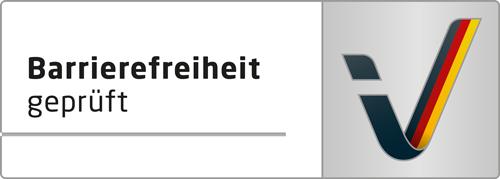 """Kennzeichnung für """"Barrierefreiheit geprüft"""""""
