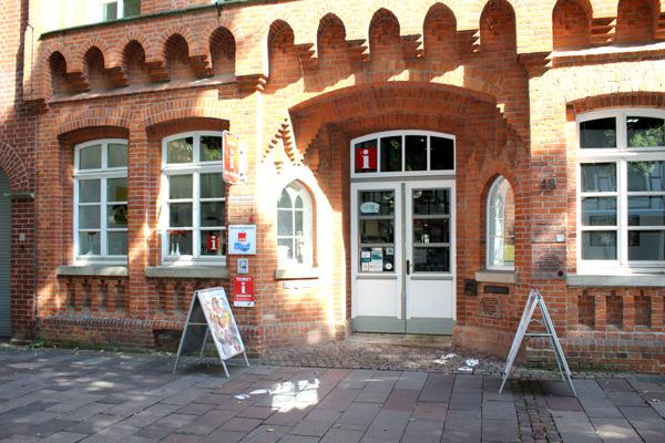Tourist-Information Nienburg