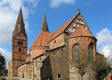 Stiftskirche Bücken