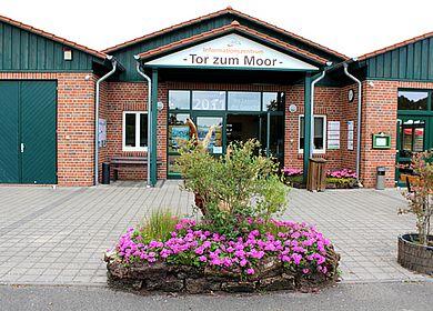 Informationszentrum der Uchter Moorbahn