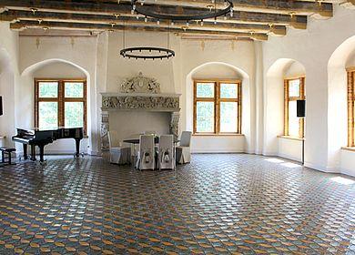 Renaissancesaal des Erbhofes Thedinghausen