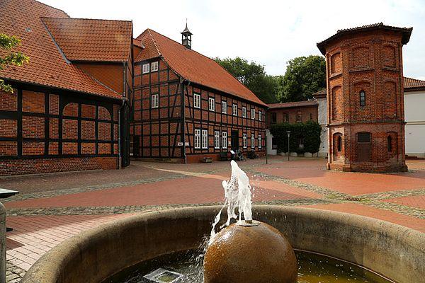 Taubenturm und Packhaus in Thedinghausen