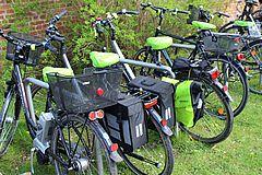 Fahrrad-Vermietung