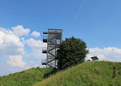 Aussichtsturm am Hohen Berg Syke