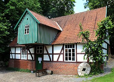 Plaggen Mühle in Petershagen-Döhren