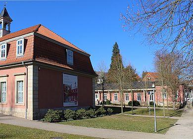 Ehemalige Kuranlage Romantik Bad Rehburg