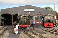 Kleinbahnmuseum Bruchhausen-Vilsen