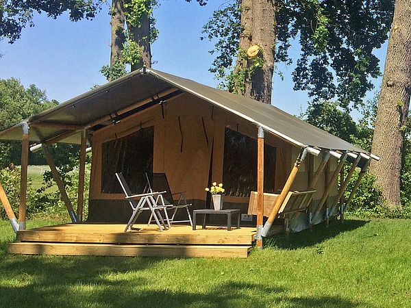 Safari-Zelt in Uchte