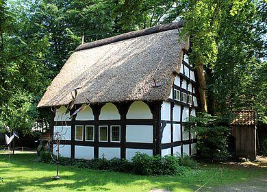 Fachwerkhaus im Kreismuseum Syke