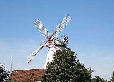 Mühle Jan Wind in Langwedel