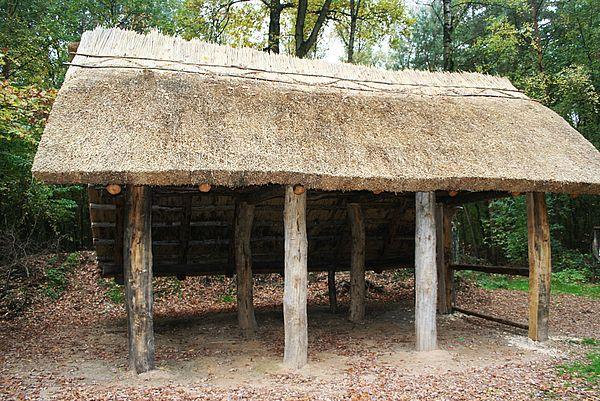 Altsachsenhütte bei Liebenau