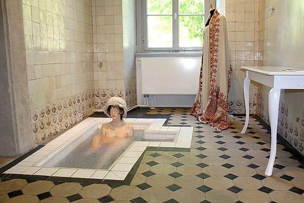 Ausstellung in der Romantik Bad Rehburg
