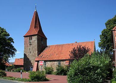 St.-Bartholomäus-Kirche in Balge