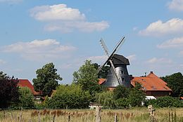 Windmühle in Loccum